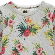 AO76 Exotic Flower Sweatshirt-listing