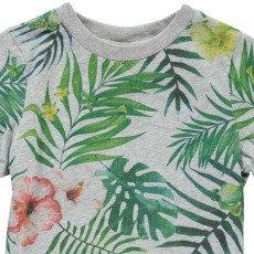 AO76 T-shirt Foglie Palma-listing