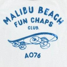 AO76 T-shirt Malibu-listing