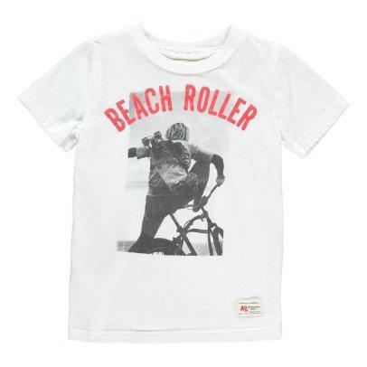 "AO76 Camiseta  ""Beach Roller""-listing"