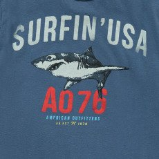 AO76 T-shirt Requin-listing