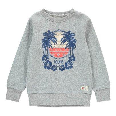 AO76 Sweatshirt Sunset -listing