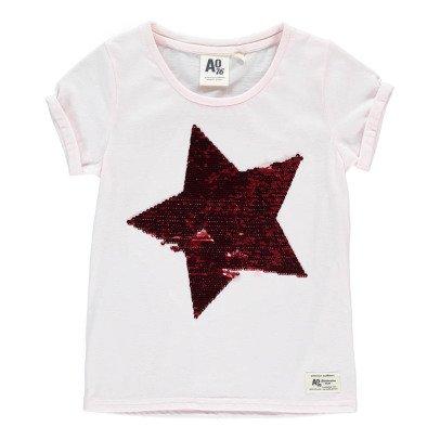 AO76 Camiseta Estrella Lentejuelas-listing
