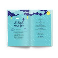 Minus Editions Cahier La fabuleuse et rocambolesque histoire de ta vie-listing