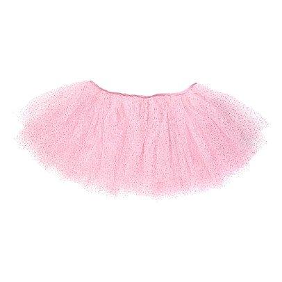 Mouche Tutù paillettes rosa-listing