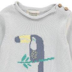 Bonnet à pompon Pull Toucan-listing