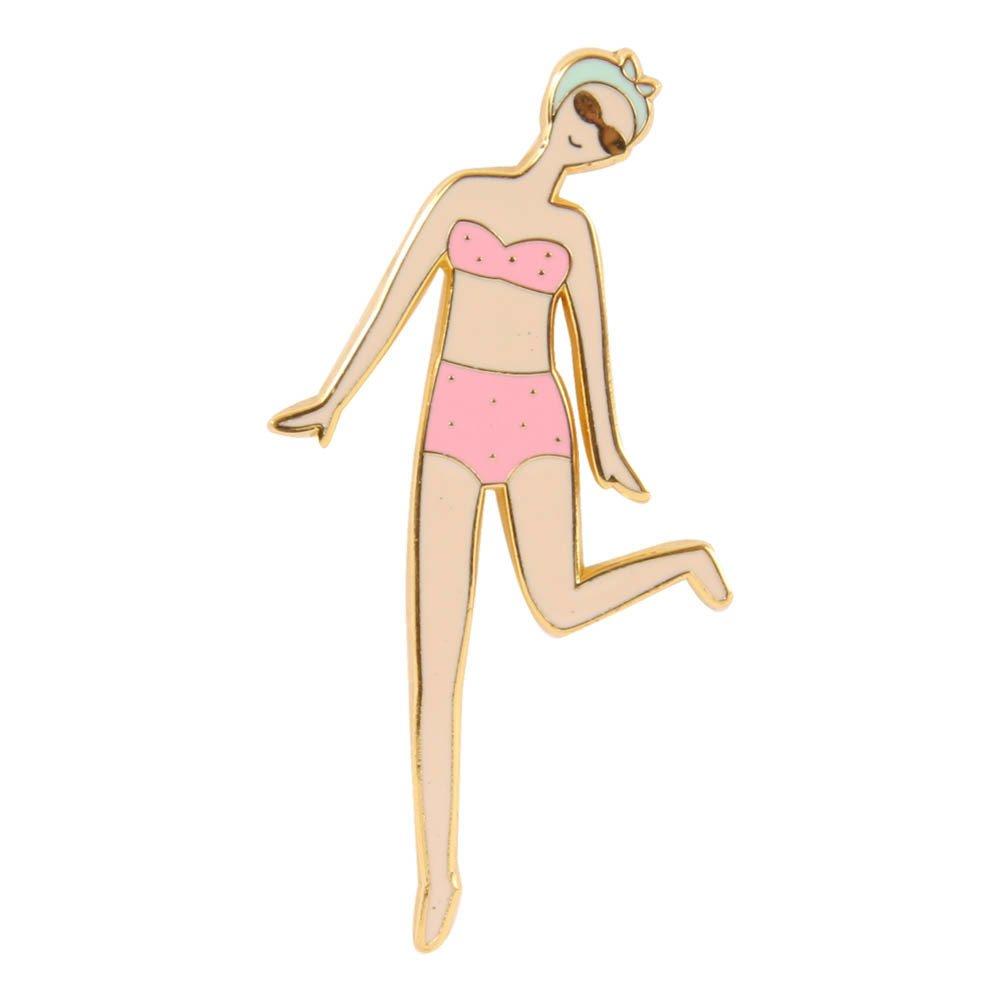 Des petits hauts Miyoko Swimmer Pin-product
