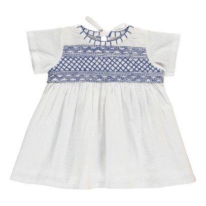 Bonnet à pompon Vestido Bordado-listing
