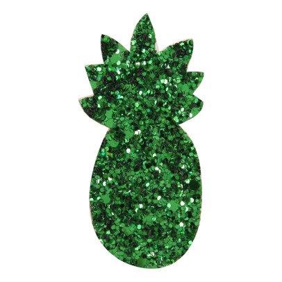 Des petits hauts Maria Pineapple Brooch-listing