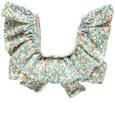 Bonnet à pompon Mosaïque Ruffled 2 Piece Swimsuit-listing