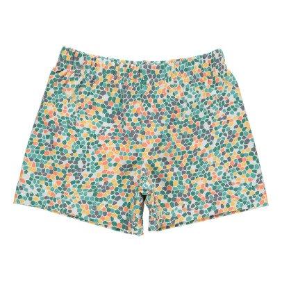 Bonnet à pompon Shorts da Bagno Mosaico Neonato-listing