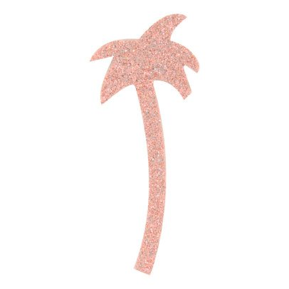 Des petits hauts Margot Palm Tree Brooch-listing