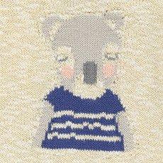 Bonnet à pompon Pull Koala-listing