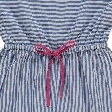 Bonnet à pompon  Striped Playsuit-listing