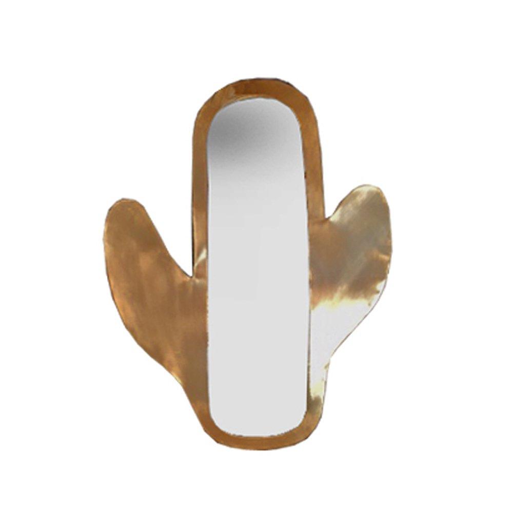 Honoré Miroir Cactus en laiton-product