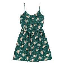 Des petits hauts Enrietta Toucans Dobby Spot Dress-product