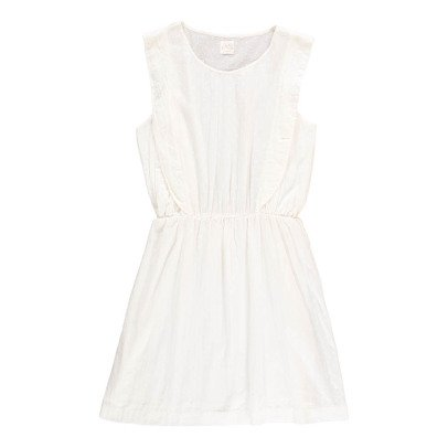 Des petits hauts Toupsy Doby Spot Crepe Dress-product
