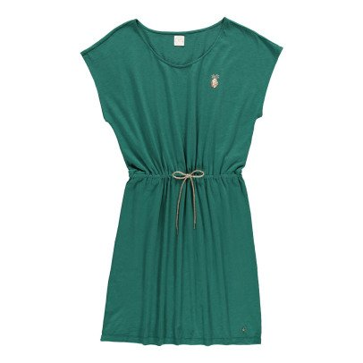 Des petits hauts Ivalou Srequin Pineapple Jersey Dress-product