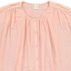Des petits hauts Sirocco Cotton and Silk Shirt-product