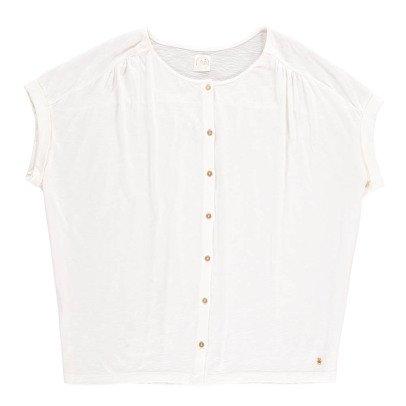 Des petits hauts T-Shirt Boutonné Ivari-listing