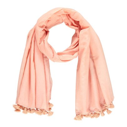 Des petits hauts Sirio Cotton and Silk Scarf-listing