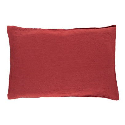 Linge Particulier Washed Linen Pillowcase-listing