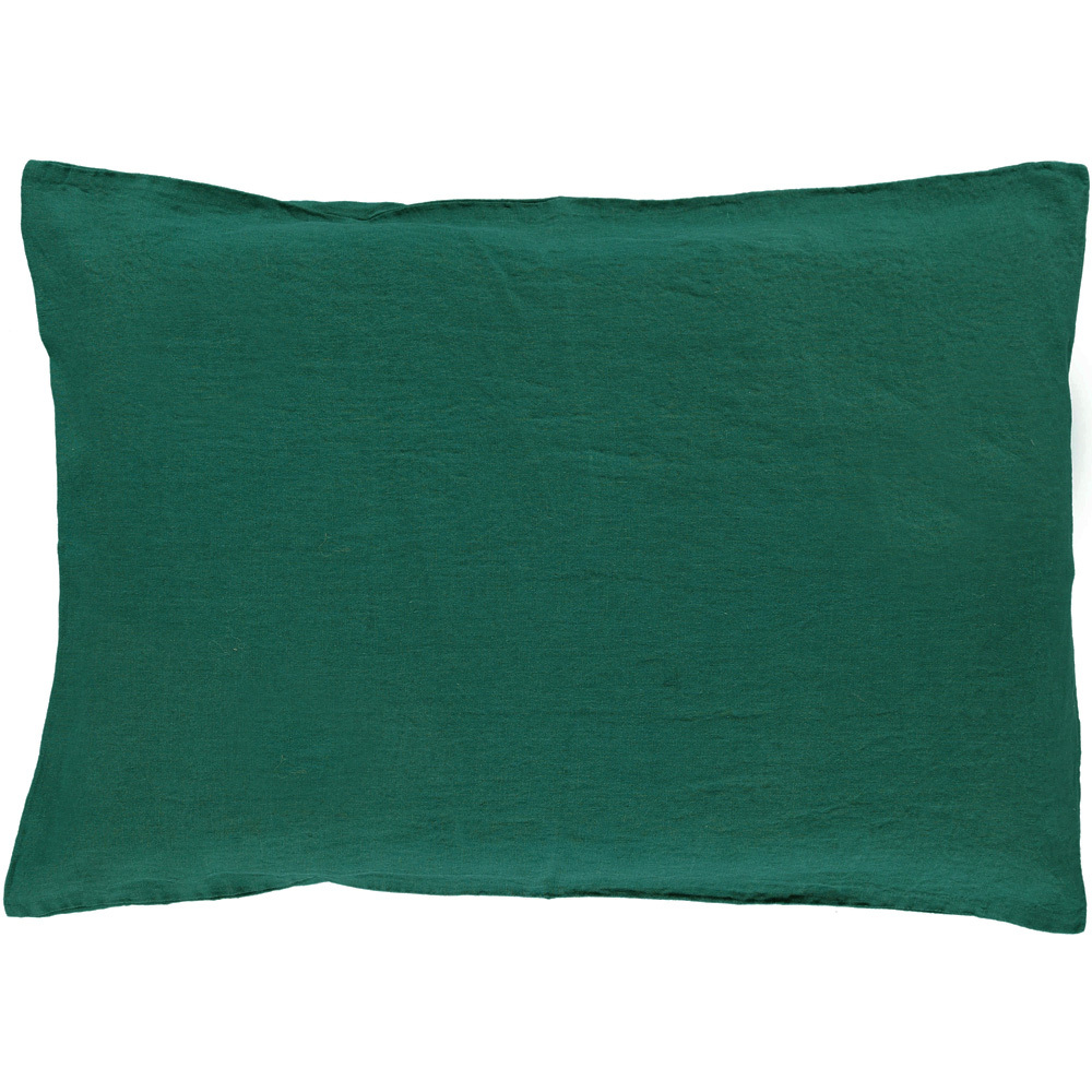 Washed Linen Pillowcase-product