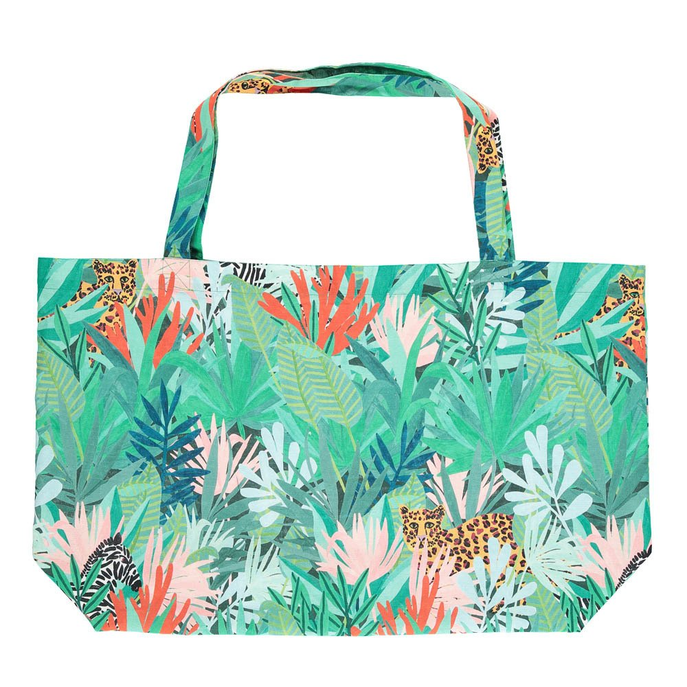 Des petits hauts Rayda Jungle Shopper-product