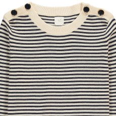 Des petits hauts Pullover Rayas Blaise-listing