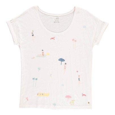 Des petits hauts Zoe Beach T-Shirt-listing