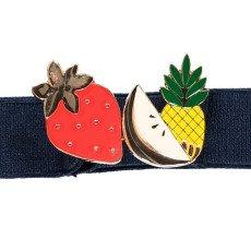 Des petits hauts Cintura Elastico Frutti-listing
