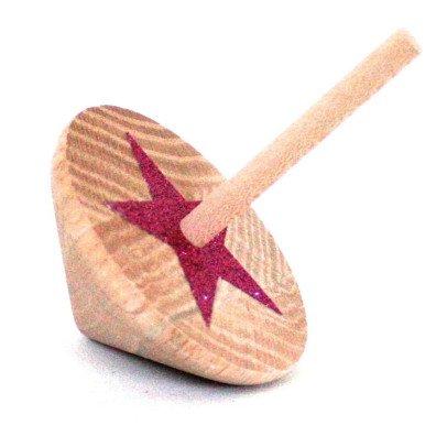 Ratatam Peonza de madera -listing