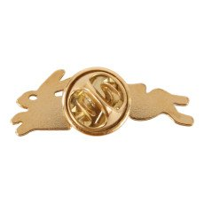 Titlee Griffin Rabbit Gold Brass Pin-listing