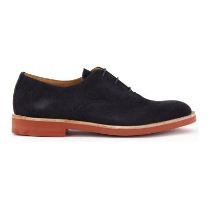 Gallucci Suede Derbies-listing