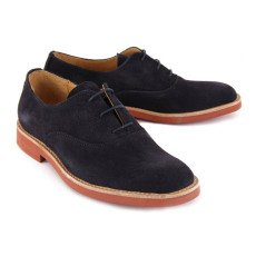 Gallucci Derbies Suede-listing