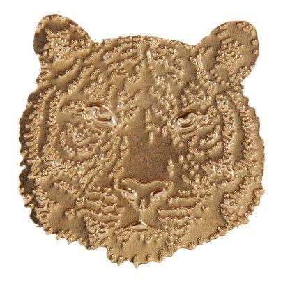 Titlee Spilla dorata Oro Fino Tigre-listing