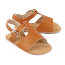 Gallucci Boucle Leather Soft Sandals-listing