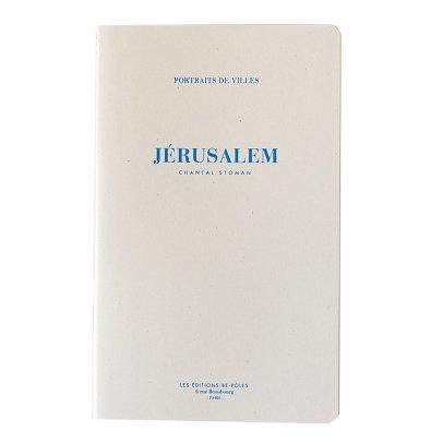 Be Poles Portraits de villes Jerusalem Blanc-product