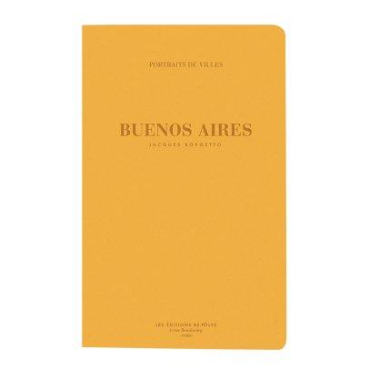 Be Poles Portraits de villes Buenos Aires  Jaune-listing