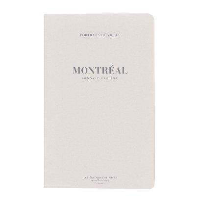 Be Poles Portraits de villes Montréal Blanc-listing