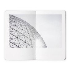 Be Poles Retratos de ciudades Montreal Blanco-listing