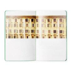 Be Poles Retratos de ciudades Roma Verde-listing