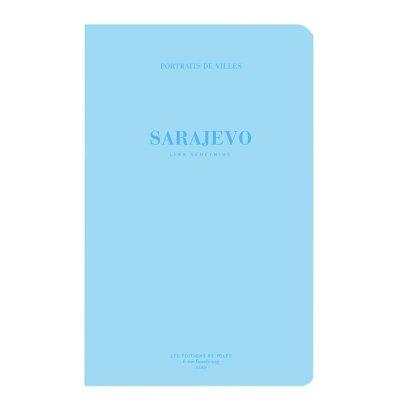 Be Poles Retratos de ciudades Sarajevo Azul-listing