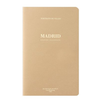 Be Poles Ritratti di città Madrid -listing