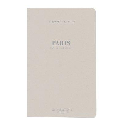 Be Poles Retratos de ciudades París Blanco-listing