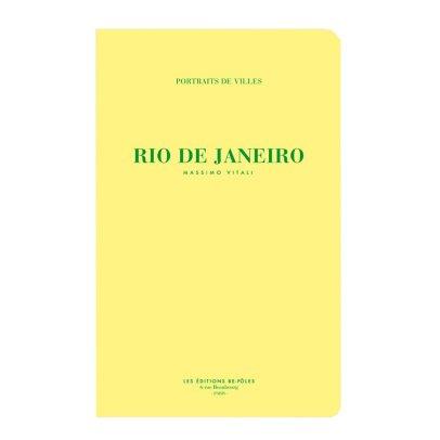 Be Poles Yellow Rio de Janeiro Portraits-listing