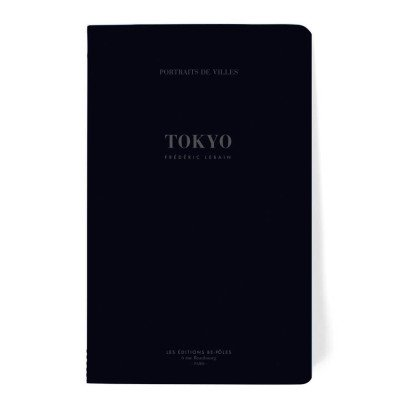 Be Poles Retratos de ciudades Tokyo Negro-listing