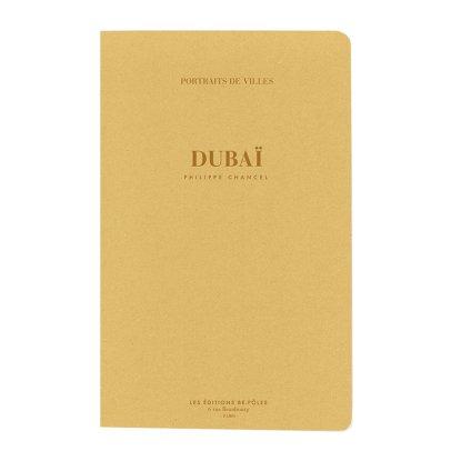 Be Poles Portraits de villes Dubaï Beige-product