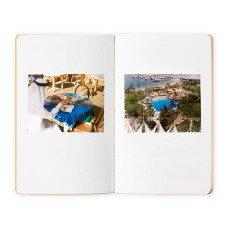 Be Poles Retratos de ciudades Dubai Beige-listing