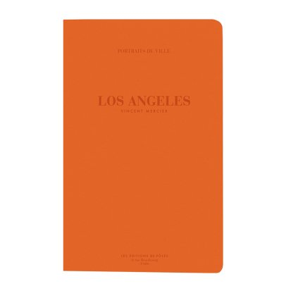 Be Poles Retratos de ciudades Los Angeles Naranja-listing